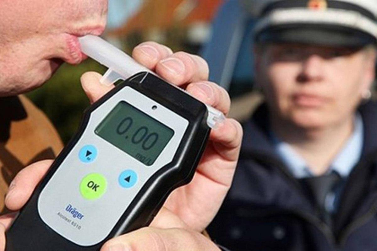 Новые экспресс-тесты МВД для водителей на предмет опьянения