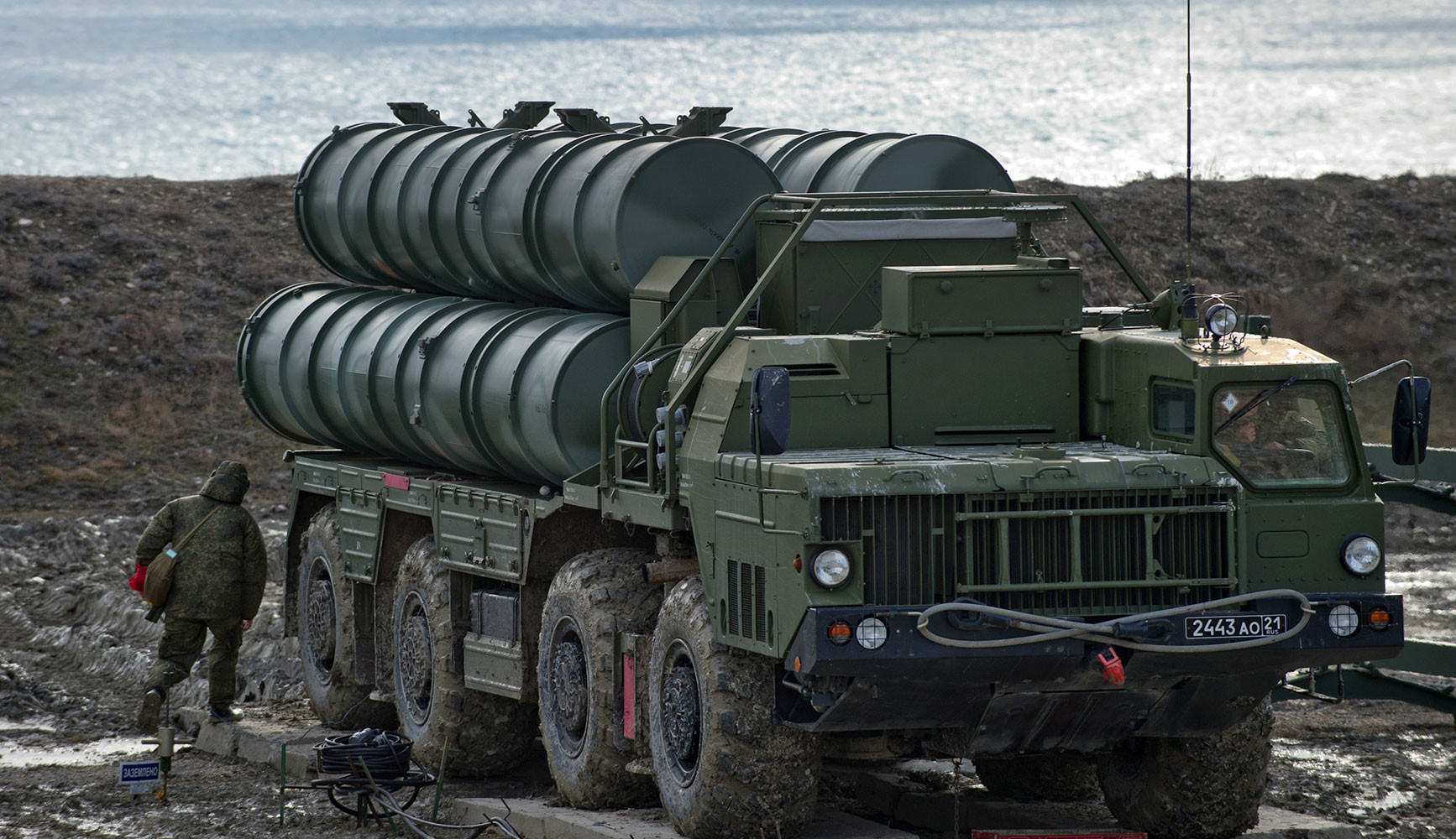 «Громоздкие и не всегда удобные» - критика Китая в адрес российских ЗРК С-400