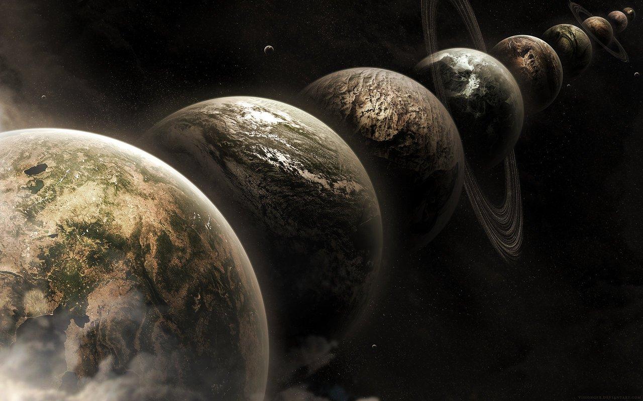 Ученые обнаружили простейшую жизнь во Вселенных с двумя измерениями
