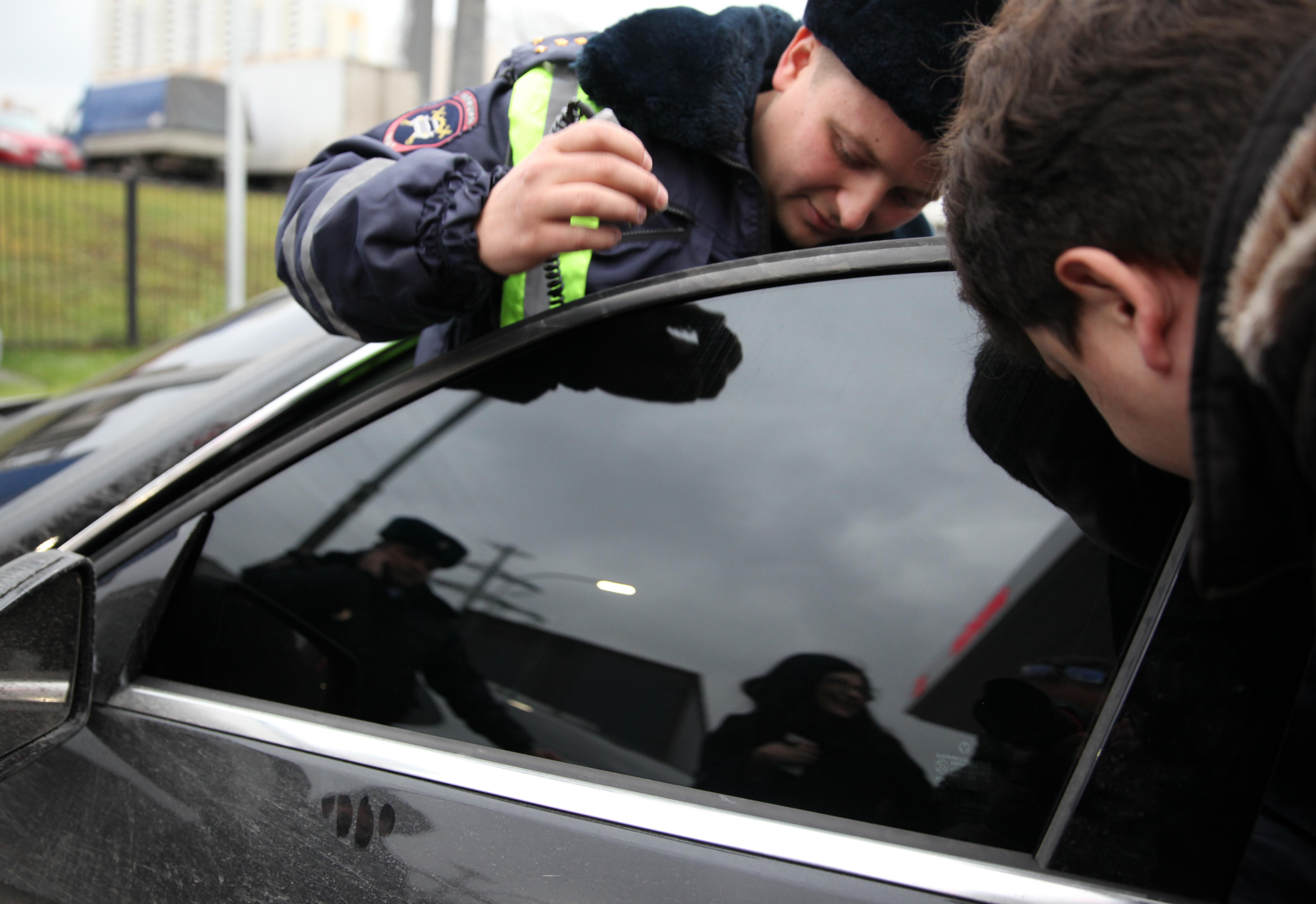 Правила дорожного движения тонировка стекол