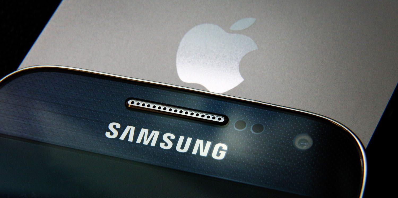 Новая «холодная война» Samsung против iPhone
