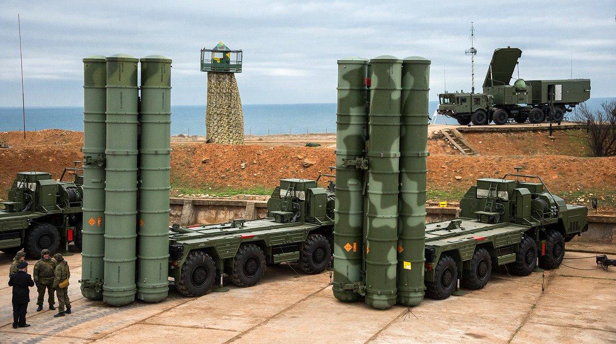 Турция отказалась принимать ультиматум США по С-400