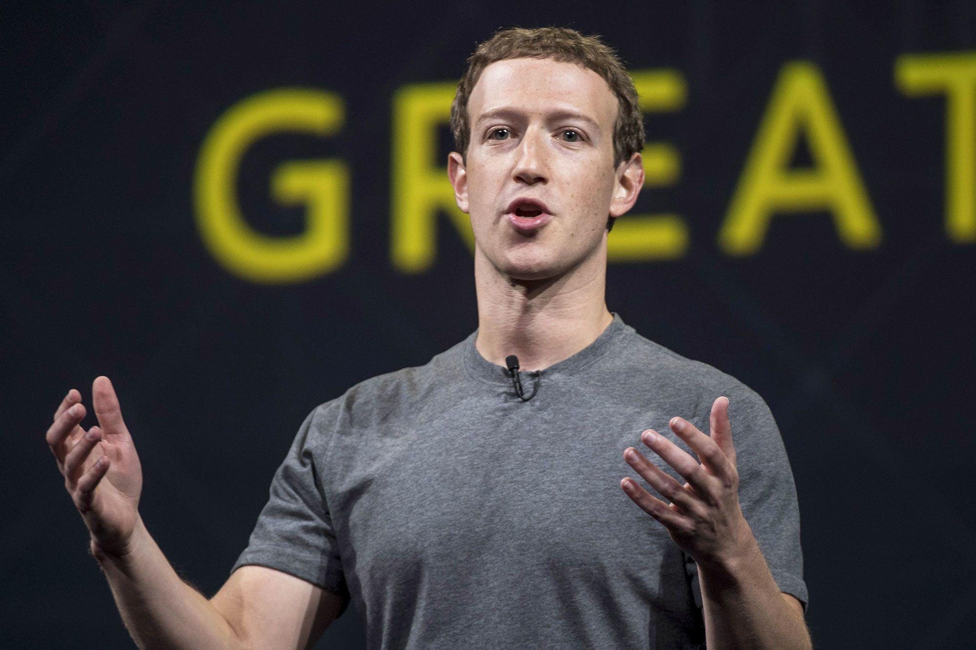 Политика Марка Цукерберга раскритикована ближайшими сторонниками