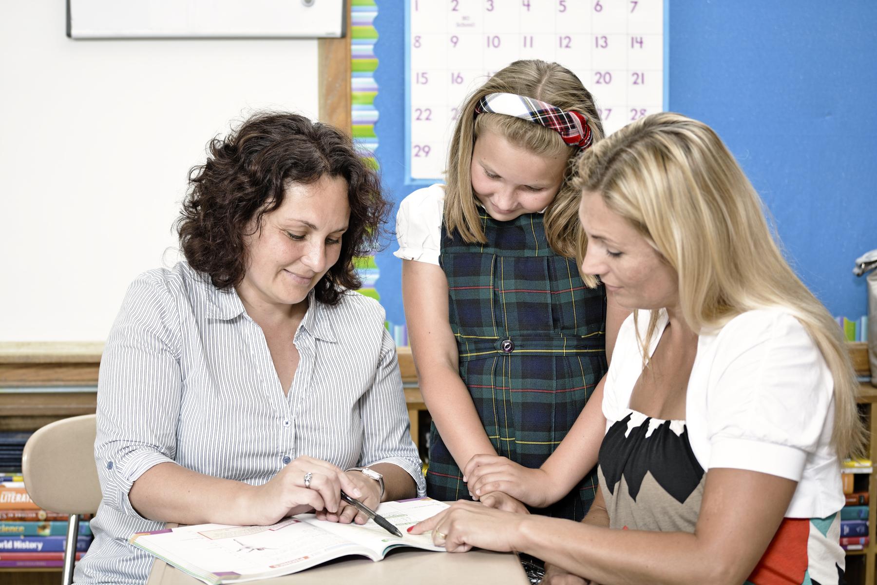 Всегда ли учитель виноват в недовольстве родителей современным школьным образованием