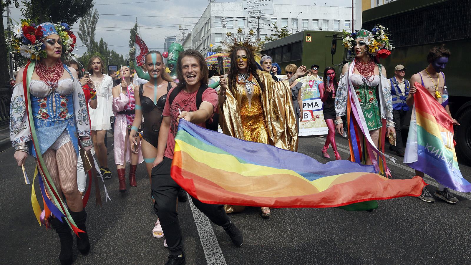 Владимир Зеленский не пришел на киевкий гей-парад