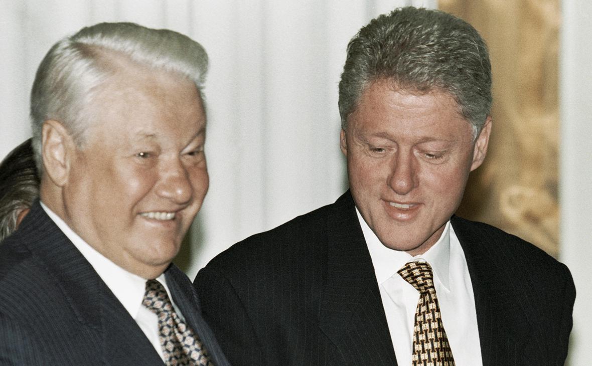 Как США выбрали в президенты России пьяного Ельцина