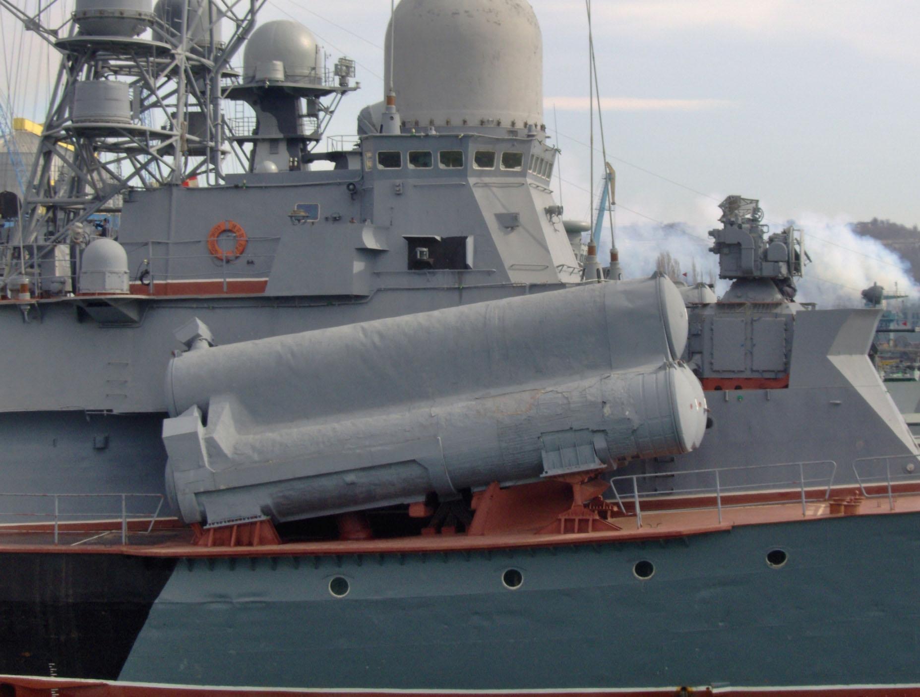 Идти по электронному следу: корабли «Овод» скоро смогут скрыто обнаруживать цели