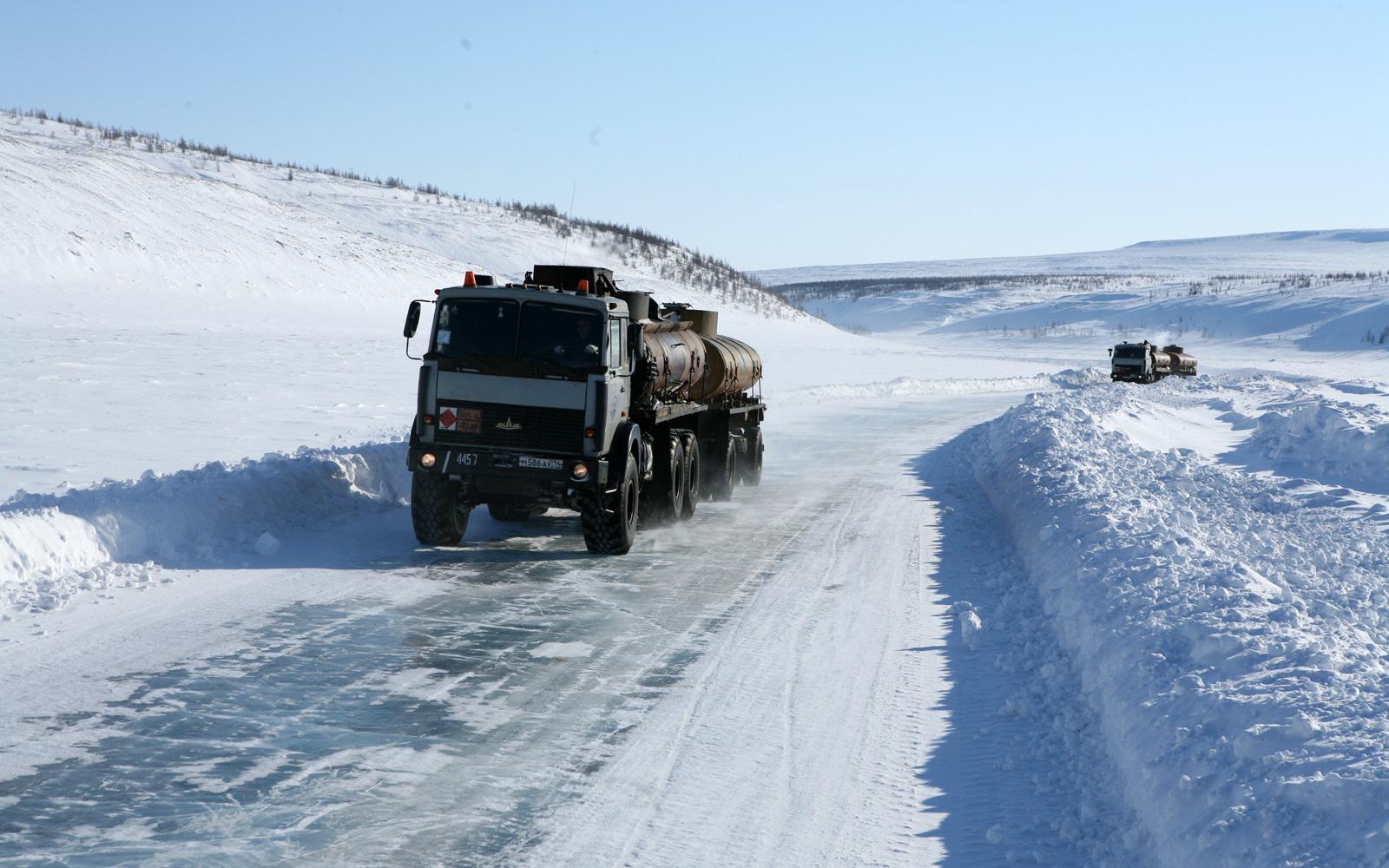 Есть ли реальные предпосылки к тому, чтобы сделать дороги Крайнего Севера платными