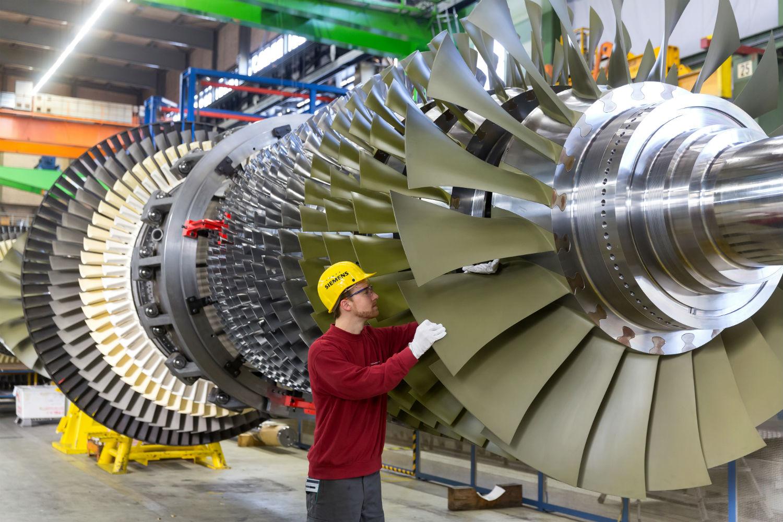 Почему российская газовая турбина вызвала волнение у немцев