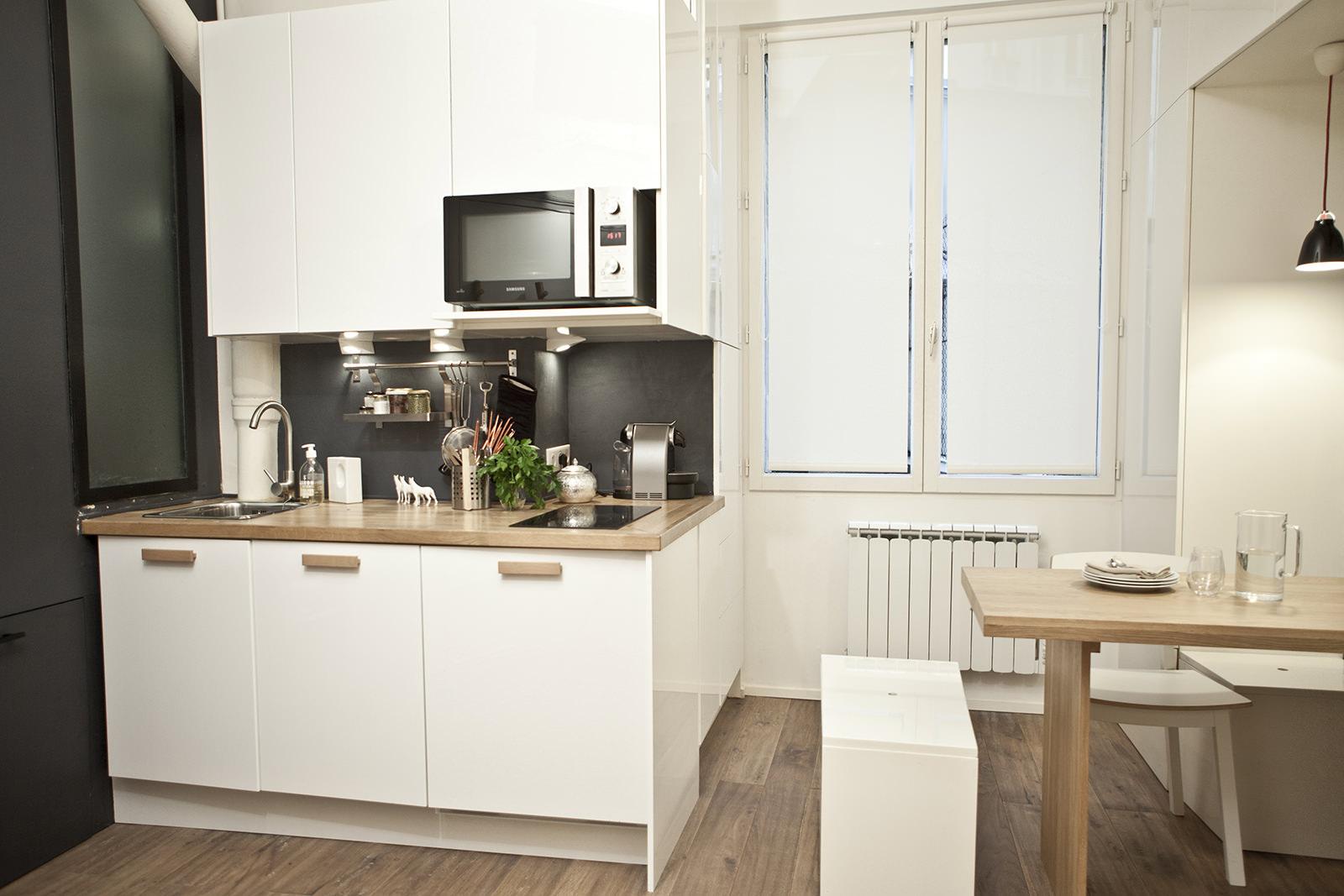 Топ-5 идей, как сделать маленькую кухню функциональной